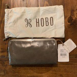 Hobo Lauren Clutch Wallet Vintage Hide in Shadow